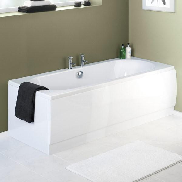 Acrylic bath side panel 1800 modern bathroom accessories for 1800s bathroom decor