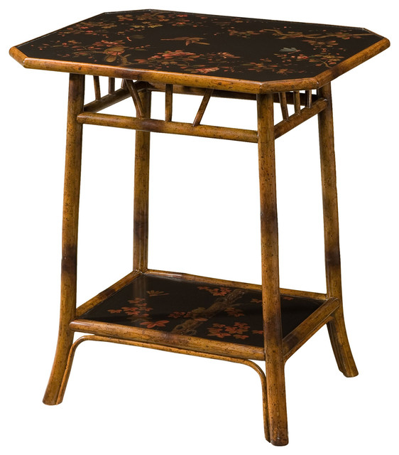 Theodore Alexander Indochine The Butterfly Table Side Tables And End Tables By Benjamin Rugs