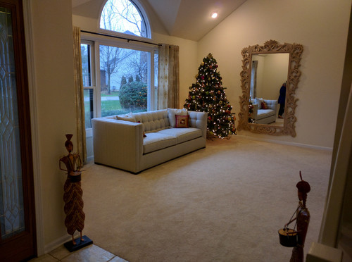 need help decorating the living room