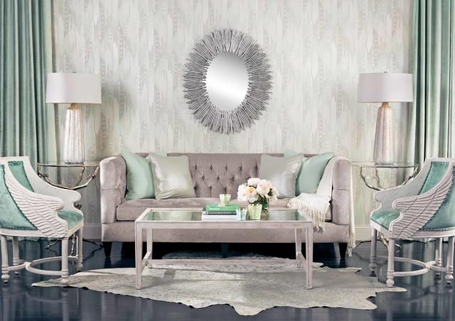 Beckett Sofa High Fashion Home Eclectic Sofas