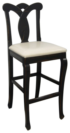 Country Style Bar Stool Farmhouse Bar Stools And Counter Stools by Cust