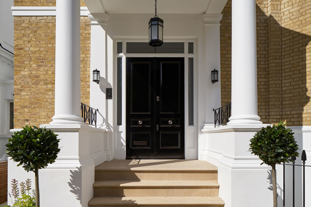 Phillimore gardens transitional london by lees for Lees associates llp