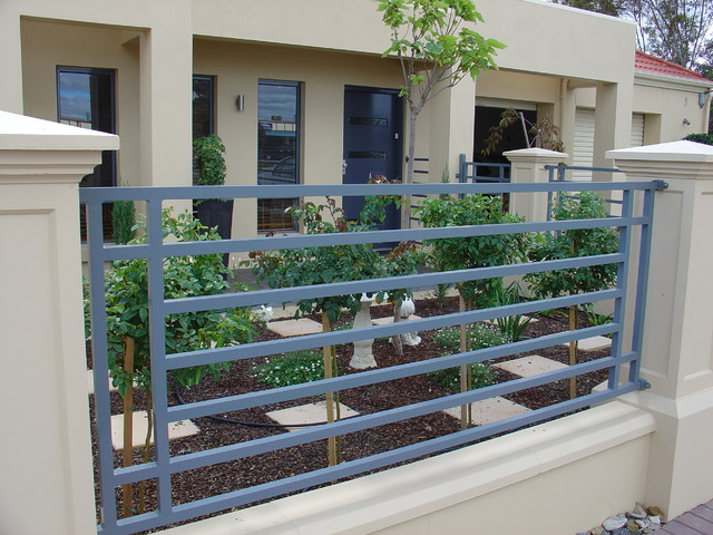 Modern Fencing Modern Outdoor Products Adelaide By