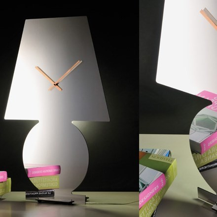 Symbol table lamp modern table lamps by olighting for Table lamp election symbol