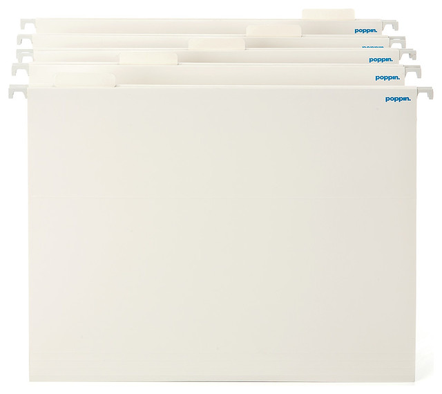 Hanging File Folders - Modern - Filing Cabinets