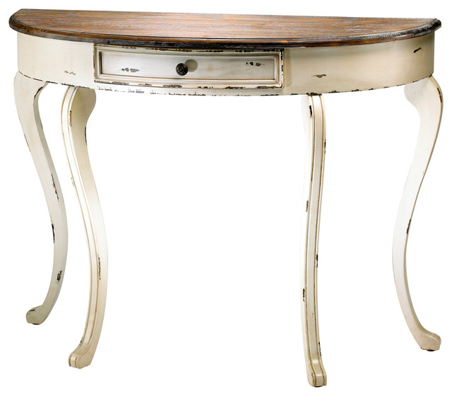 Abelard console table transitional console tables by for Abelard decoration