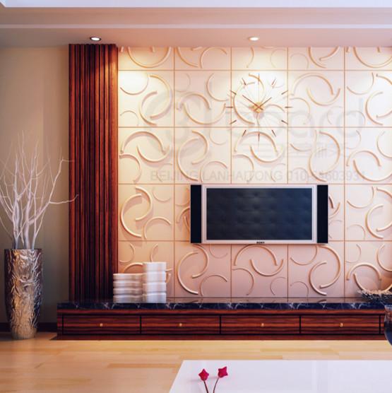 2013 3d wall decor art panels and wall paper modern for 3d wallpaper designs for walls