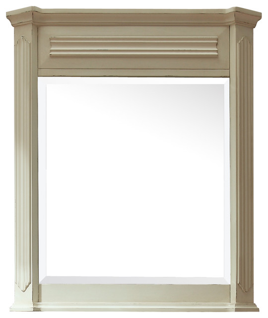 Lastest Mercer Bath Mirror  Traditional  Bathroom Mirrors  By Ballard