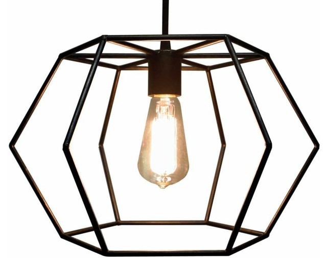 Hexa Light Pendant