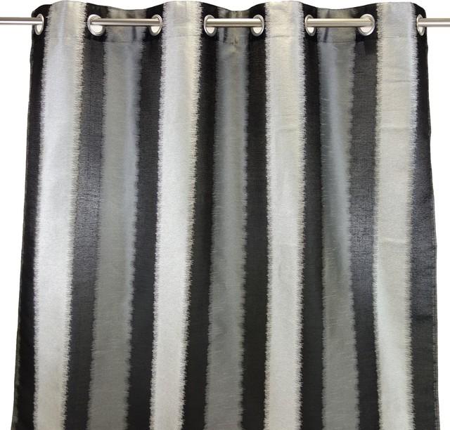 double rideau gris double rideau ameublement jacquard. Black Bedroom Furniture Sets. Home Design Ideas