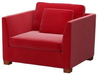 IKEA STOCKHOLM 1.5-seat armchair - Scandinavian - Armchairs And Accent ...