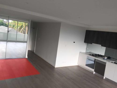 studio apartment room divider wall