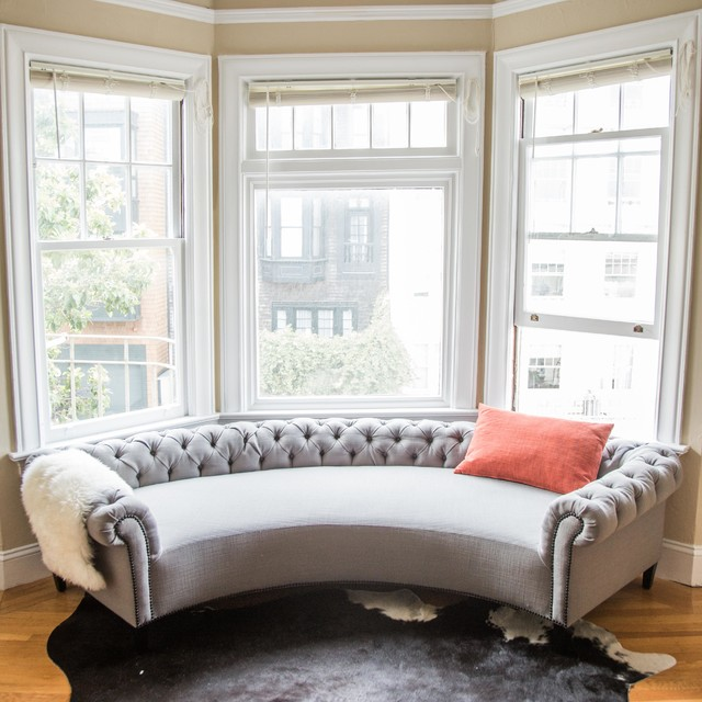 Bay Window Sofas Victorian San Francisco By