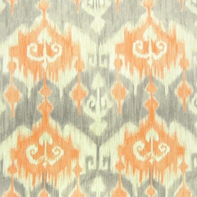 Home Decor GH Orange Crush Decorator Fabrics