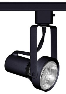 Trac Master T687 PAR20 Front Lamping Gimbal Track Light T687bl Modern Tr