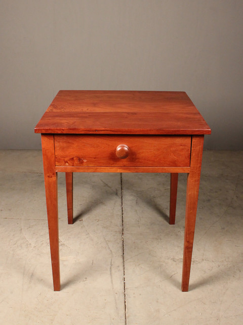Mesquite Side Table With Drawer Eclectic Side Tables And End Tables Austin By Red