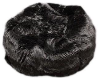 Fuzzy Fur Bean Bag Chair Modern Bean Bag Chairs