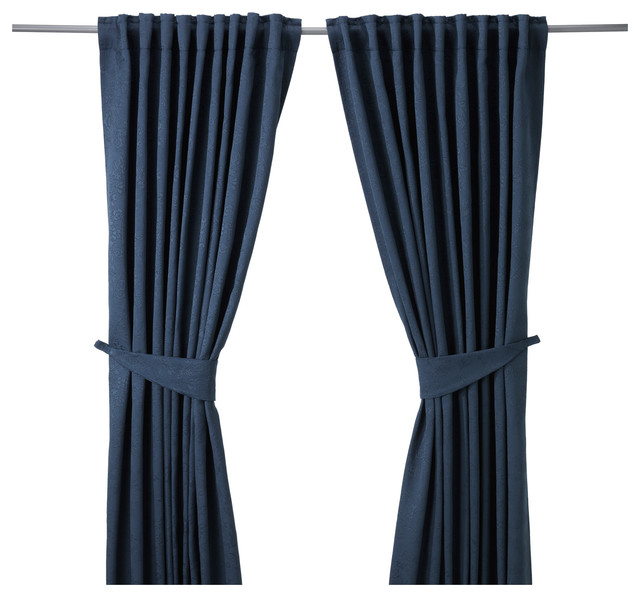 blekviva bauhaus look gardinen vorh nge von ikea. Black Bedroom Furniture Sets. Home Design Ideas