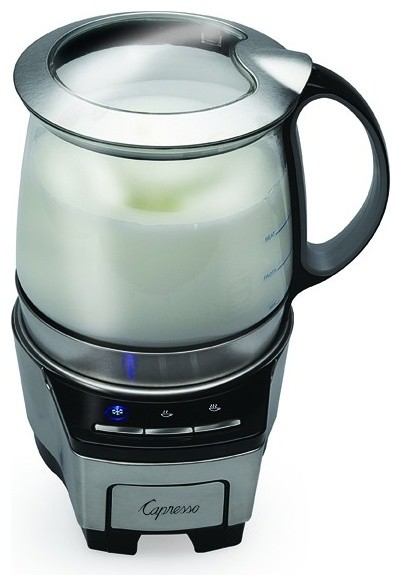 Capresso Coffee Maker With Frother : Capresso Froth TEC Automatic Milk Frother - Contemporary - Milk Frothers - by 1stincoffee