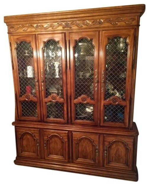 Drexel Dining Room China Cabinet