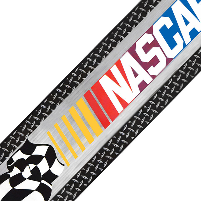 Nascar Checkered Flag Prepasted Wall Border Roll