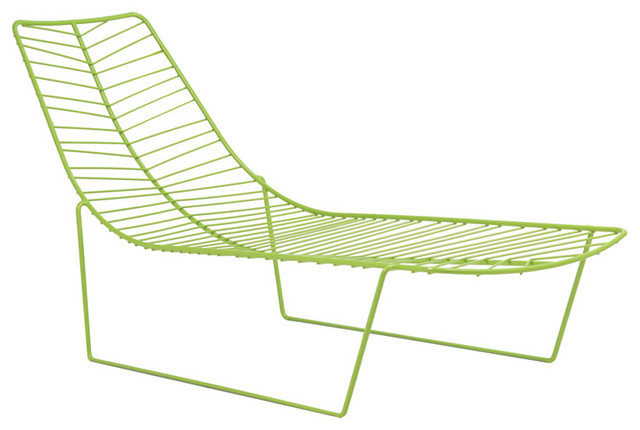 Arper leaf chaise daybed modern outdoor chaise lounges for Arper leaf chaise lounge