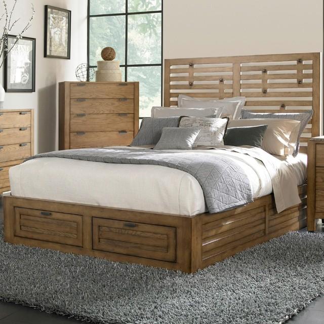Broyhill Bedroom Furniture: Ember Grove 5 Piece Bedroom Set