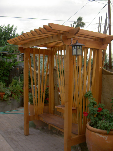 Rustic Western Style Furniture Farmhouse Patio