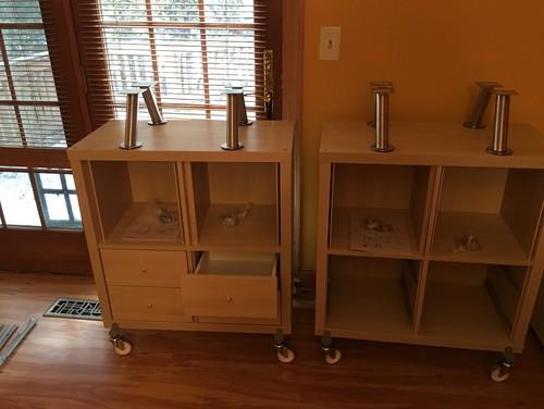 Standing Desk - IKEA Parts