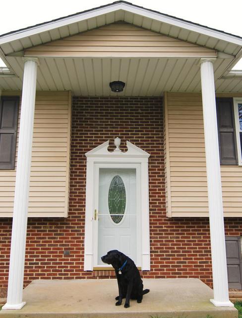 Windows and door remodeling baltimore by dun rite for Contractors window design