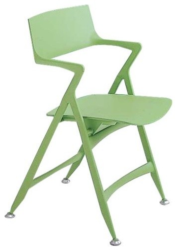 Dolly Folding Chair by Kartell - Modern - Outdoor Folding Chairs - by ...