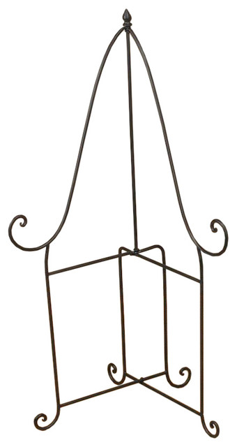Baldwin Seven Five Metal Floor Easel Decorative Objects And Figurines By Tripar International Inc
