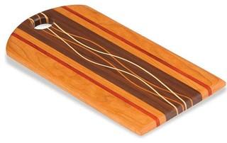Breggo Bread Cutting Board Wood Modern Cutting Boards