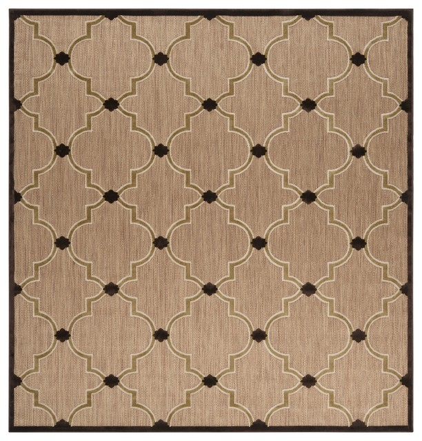Contemporary Outdoor Patio Rugs : Surya SURPRT1048 Portera Outdoor Rug  Contemporary  Rugs