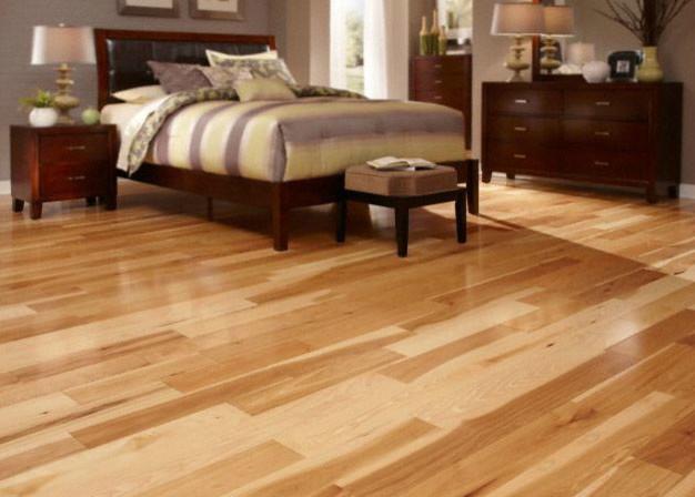 Natural Hickory Engineered by Bellawood - Hardwood Flooring - by Lumber Liquidators