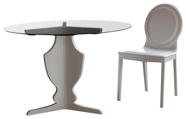 newport dining table base modern dining tables by inmod
