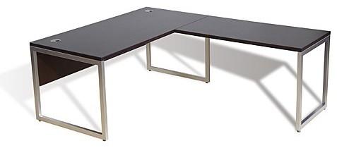 9000 collection office desk with return modern desks