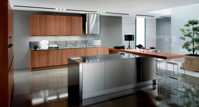 Economic range kitchens modern san diego by slave 2 for Economic kitchen designs
