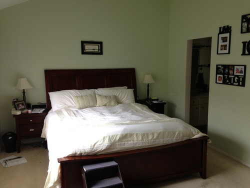 need help decorating bedroom