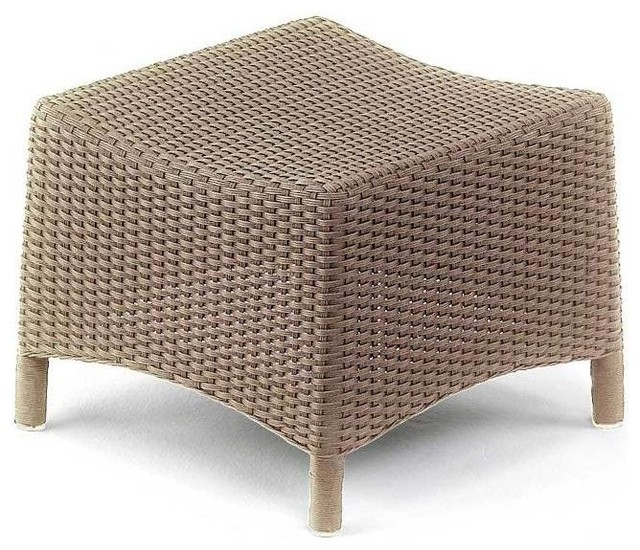 st thomas polyrattan hocker landhausstil hocker. Black Bedroom Furniture Sets. Home Design Ideas