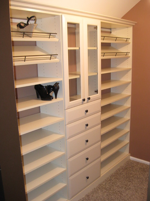 Shoe Storage - Tropical - new york - by Sophisticated Storage ...