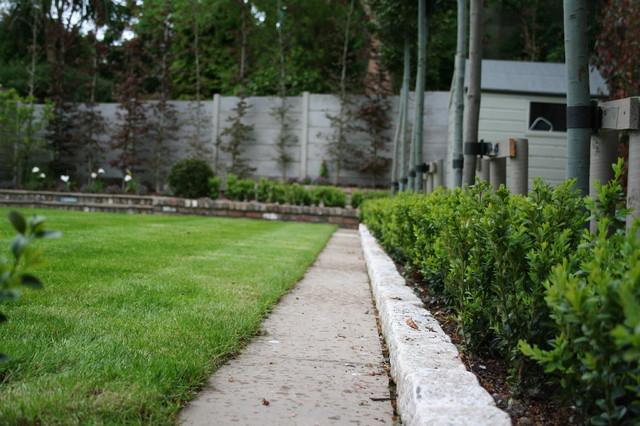 Landscaping in dublin ireland contemporary dublin by for Landscape architect ireland