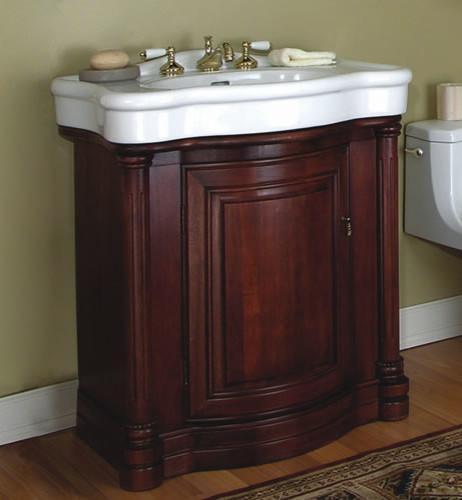 Wolf bathroom vanities traditional bathroom vanities for Bathroom cabinets york