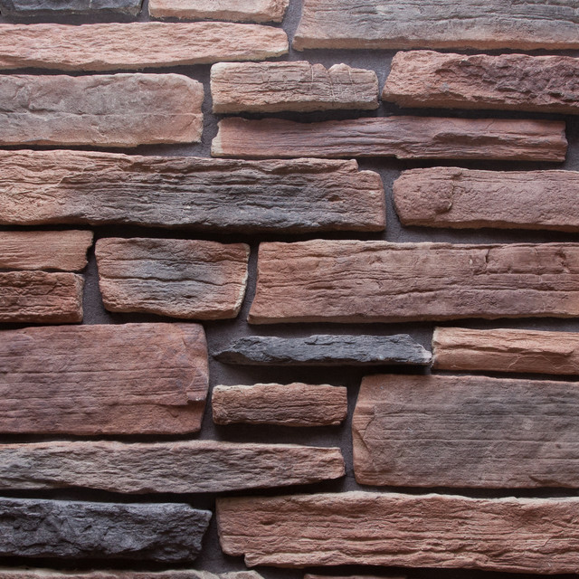 Manufactured stone veneer mediterranean siding and for Manufactured veneer stone