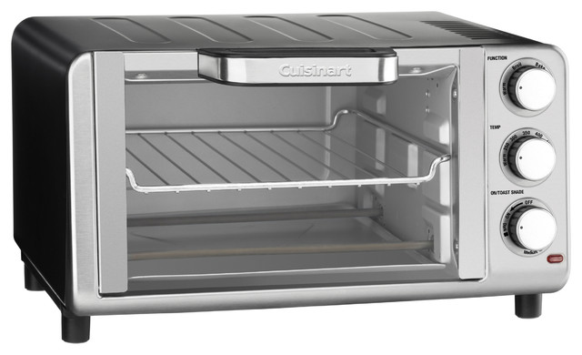 Cuisinart Tob 80 Compact Toaster Oven Broiler