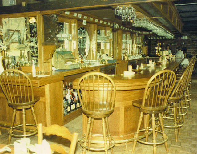 Residential bars traditional home bar by birdie miller designs - Residential bars ...