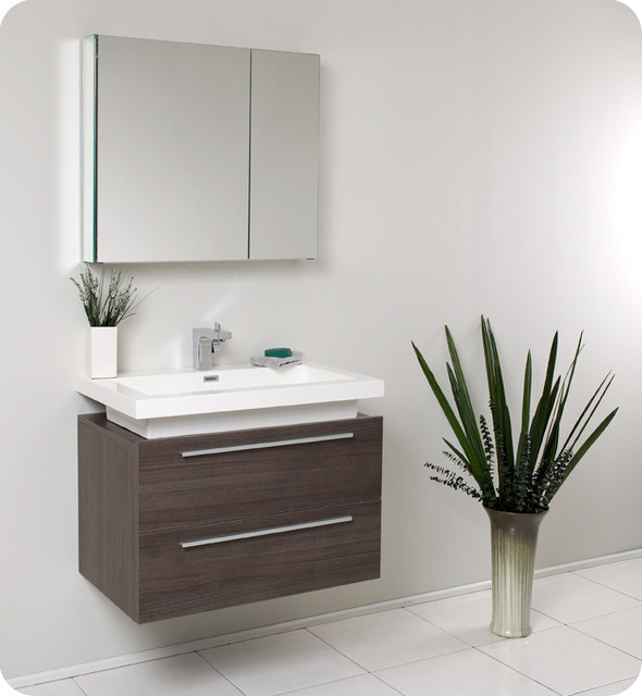 Creative Floating Bathroom Vanities  Contemporary  New York  By Vanities For