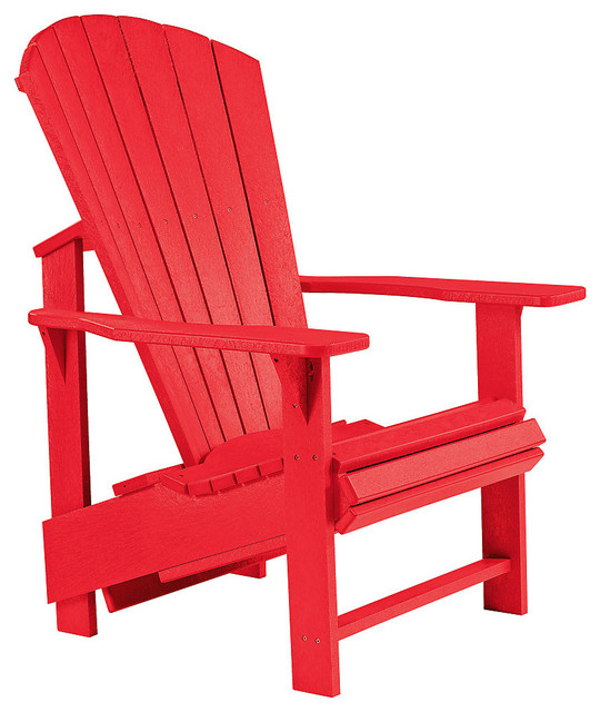 elegant gallery of red adirondack chairs