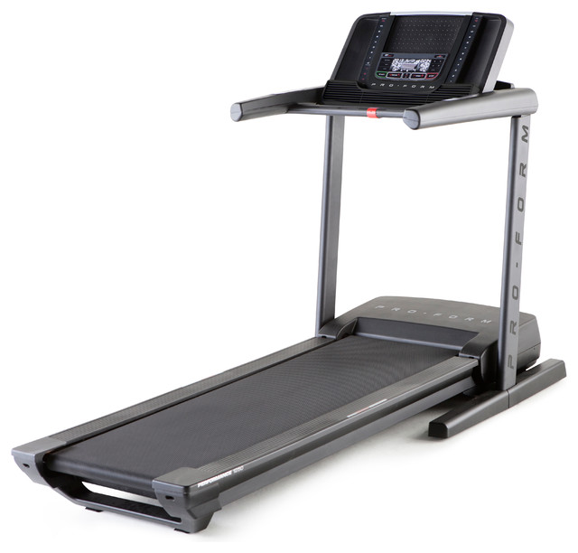 Proform Thinline Desk Treadmill Home Gym Equipment By