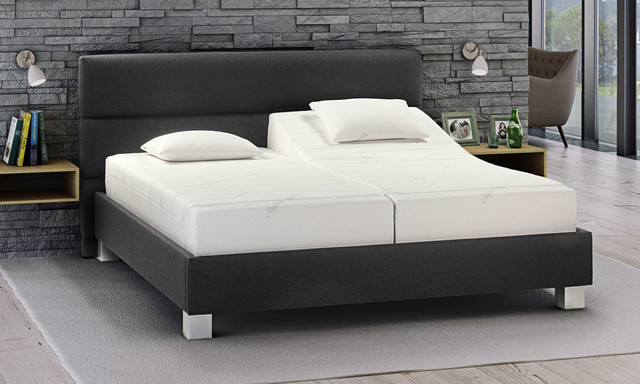 Nirvana Balance Medium Queen Mattress - Contemporary ...